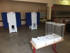 Школа готовится к проведению выборов мэра Москвы
