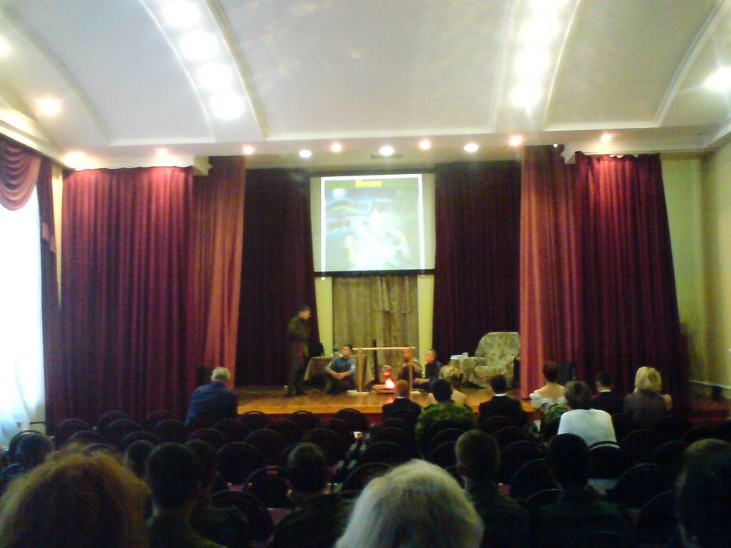 Семинар Массовые мероприятия в деятельности школьной библиотеки  в кадетском корпусе