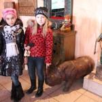 В павильоне Стран Южной Азии в парке-музее Этномир