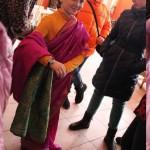 Приятная возможность примерить национальные костюмы в парке-музее Этномир