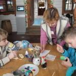 Мастер-класс по росписи в парке-музее Этномир