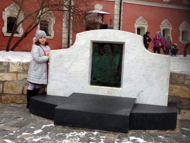 Осмотр достопримечательностей Спасо-Андроникова монастыря