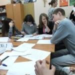 Работа над планом проекта Плоскостопие