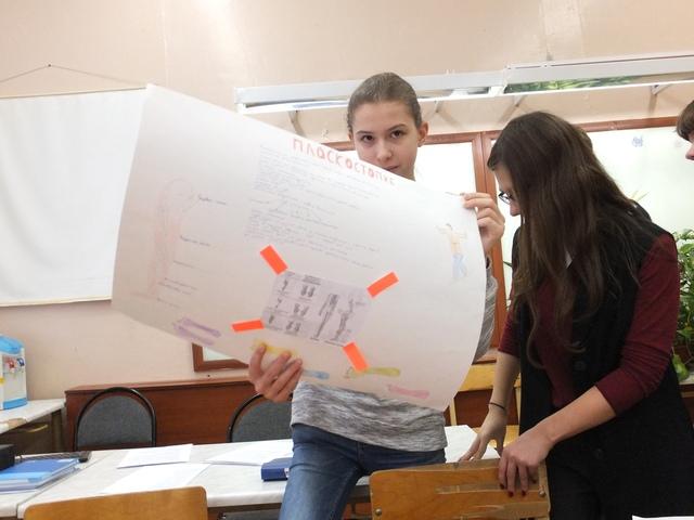 Создатели проекта представляют свою работу