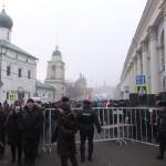 Обеспечение безопасности митинга